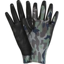 Werkhandschoenen camouflage