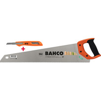 Bahco PrizeCut  Handsaw with FREE Snap Off Blade Knife worth 5.35 euros