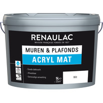 Renaulac acrylic latex matt